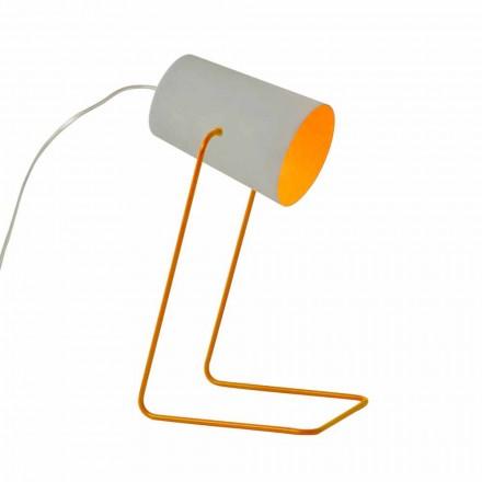 Tischleuchte In-es.artdesign Paint T Betoneffekt