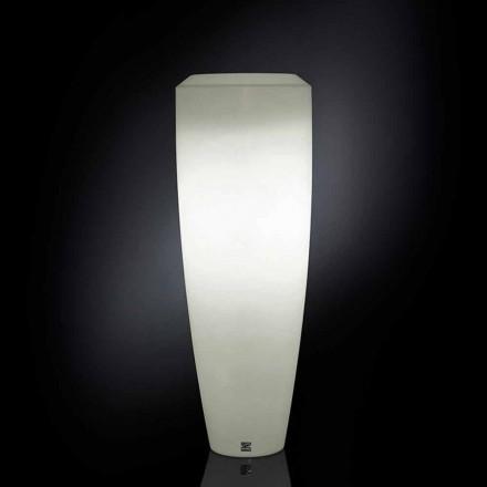 Stehlampe Led aus Ldpe Obice Small in modernem Design