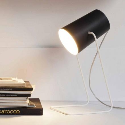 Moderne Tischlampe In-es.artdesign Paint T-Tafeleffekt