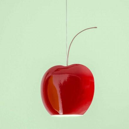 Hängeleuchte aus Keramik Kirschenfom – Fruits Aldo Bernardi