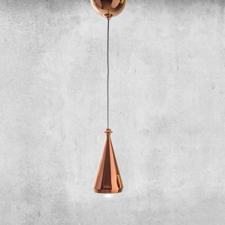 LED Hängeleuchte aus Keramik im Design – Lustrini L2 Aldo Bernardi