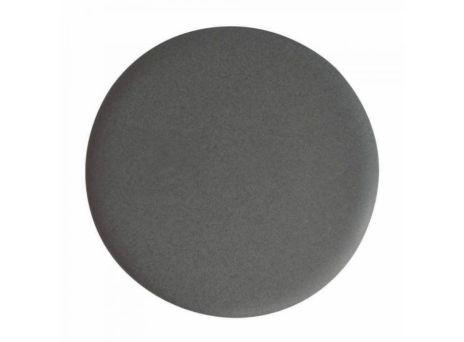 Aufsatzwaschbecken aus Keramik 45x32cm made in Italy Stern, modernes Design