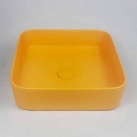 Aufsatzwaschbecken in modernem Design Made in Italy - Dable