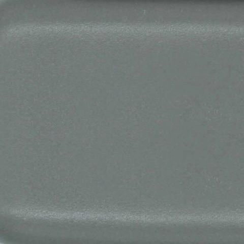 Einbauwaschbecken und Halterung aus weißer Keramik oder farbiger Maida