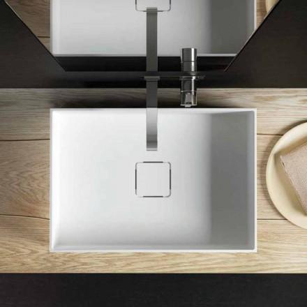 Aufsatzwaschbecken mit einem modernen Design in Italien hergestellt, Lavis
