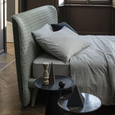 Doppelbett, ohne Behälter, modernes Design Corolle von Bolzan