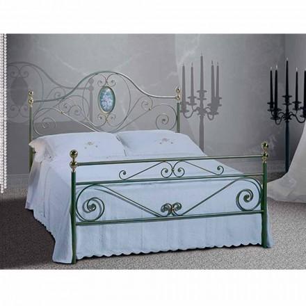 Doppelbett aus Schmiedeeisen ALTEA