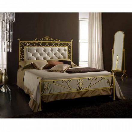 Doppelbett aus Schmiedeeisen Giglo