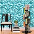 Bücherregal Freestanding in modernem Design Zia Veronica