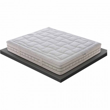 Hochwertige Doppelmatratze aus Memory Foam H 25 cm – Platinum