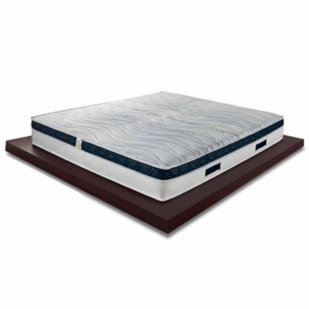 Queen Size Matratze aus Memory Foam H 22 cm Made in Italy – Duran