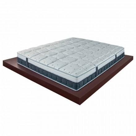 Hochwertige Queen Size Matratze H 25 cm aus Memory Foam – Villa