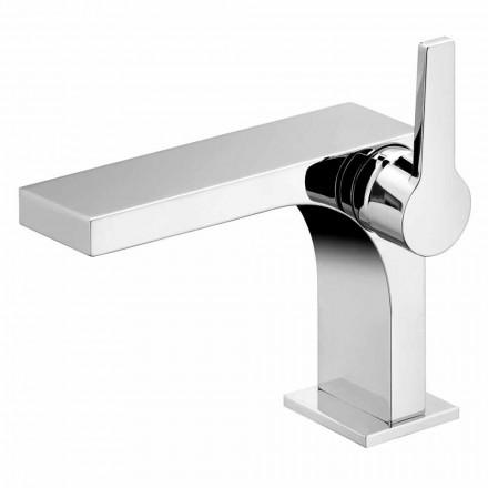 Einhebel-Waschtischmischer ohne Abfall im Luxusdesign - Etto