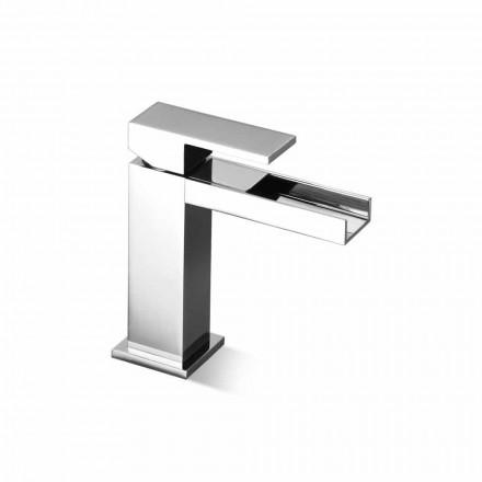 Design Waschtischmischer ohne Abfluss Made in Italy - Bibo