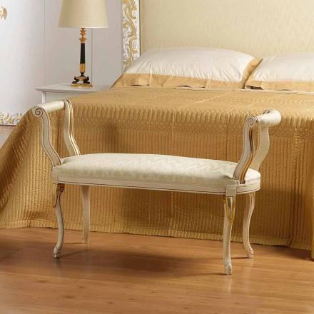 klassische Schlafzimmer  Sitzbank