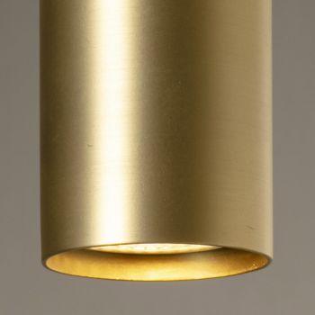 Artisan Deckenlampe aus Keramik und Messing Made in Italy - Toscot Match