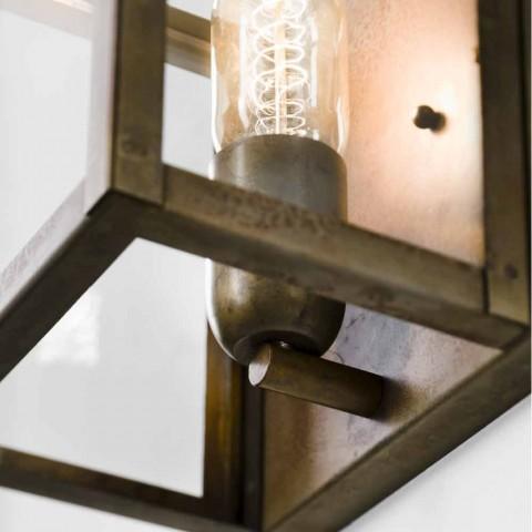 Deckenleuchte industriellen Stil Vintage Eisen London Il Fanale