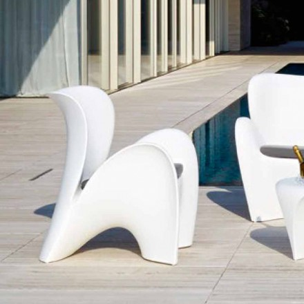 Design Coloured Plastic Outdoor oder Indoor Sessel - Lily von Myyour