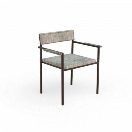 Casilda Talenti Design Esszimmer Sessel im Freien