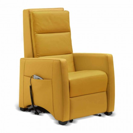 Massagesessel mit Aufstehhilfe, 2 Motoren Design made in Italy Altea