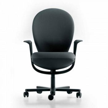 Chefsessel Design Bea, grau Sitz