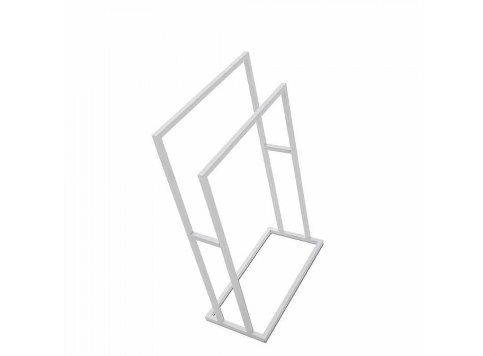 Badetuchhalter aus Metall in modernem Design - Coran