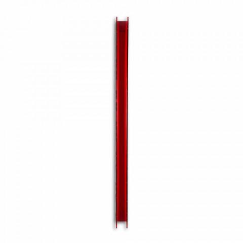 Baby Big Red Wandflaschenhalter L6xH100xP11cm, modernes Design