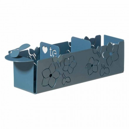Porta Die Sachets von The Floral of Modern Design aus Eisen Made in Italy - Marken