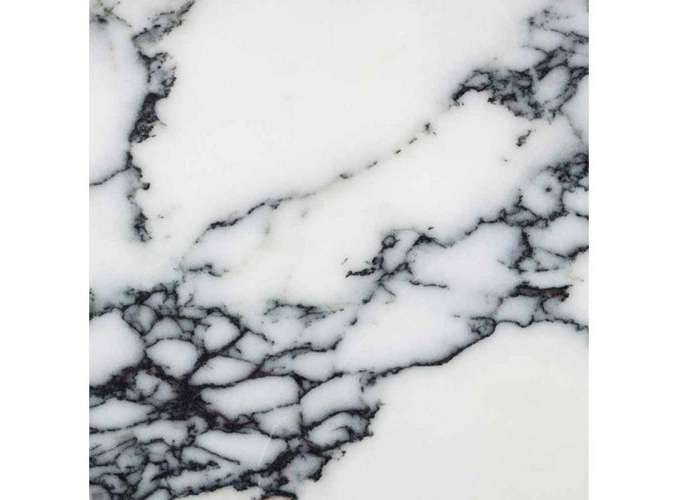 Bad Seifenhalter in Paonazzo Marmor von Made in Italy Design - Curt