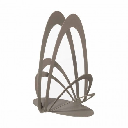 Design Eisenbecherhalter Handgefertigt, Made in Italy - Futti