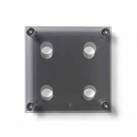 Moderne Räucherstäbchenhalter Amin Small L30xH30xP13,6cm
