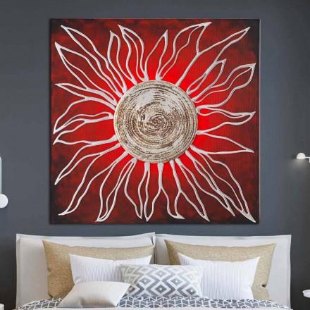 Abstraktes Design Bild Merano von Viadurini Decor