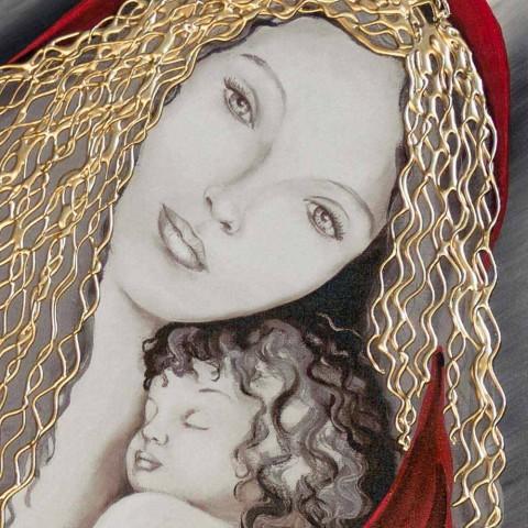 Madonna Rahmen Pintdecor