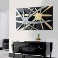 Abstraktes Design Gemälde Spider von Viadurini Decor
