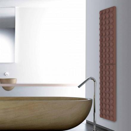Hydraulischer Heizkörper in modernem Design Brick von Scirocco H