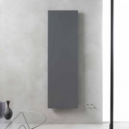 Vertikaler Kühler aus schiefergrauem Stahl bis 626 W - Eis
