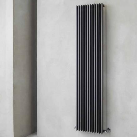 Vertikaler hydraulischer Kühler aus farbigem Stahl bis 1515 Watt - Kondor