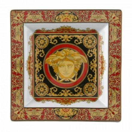 Rosenthal Versace Medusa Rosso Porzellan Design Tasse 22cm