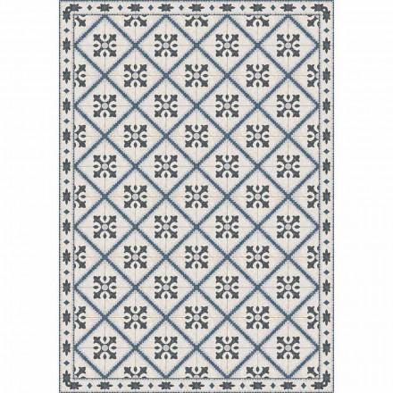 Tischläufer aus PVC und Polyester mit modernem Muster - Berimo