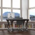 Büro Schreibtisch in modernem Design Batllò Made in Italy