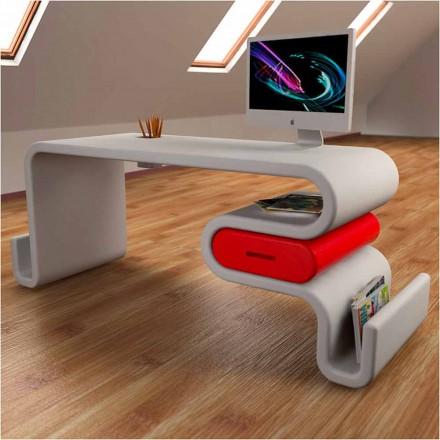 Schreibtisch Design für das Büro Made in Italy Flex