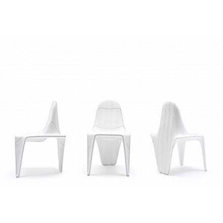 Moderner Outdoor-Stuhl F3 von Vondom aus Polyethylen