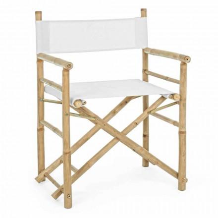 Klappgarten Outdoor Outdoor Bambus Director Chair - Blumele