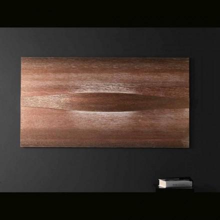Selene Art&Light Wandleuchter mit texturiertenen Schaltbretten140xH75