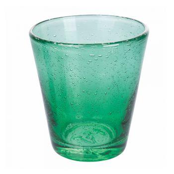 12-teiliges Wasserglasservice aus mundgeblasenem Glas - Yucatan