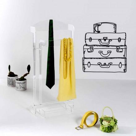 Wertvolles modernes Design aus transparentem Mose Plexiglas, hergestellt in Italien