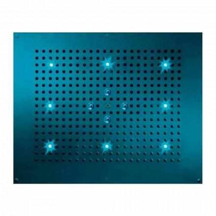 2-Strahl Deckenbrause mit Farblichttherapie Bossini Dream Neb