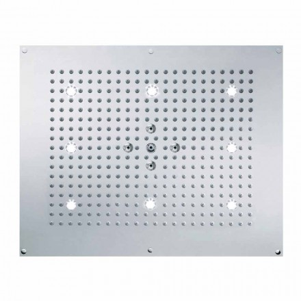 Duschkopf Regendusche mit LED Beleuchtung Bossini Dream Neb