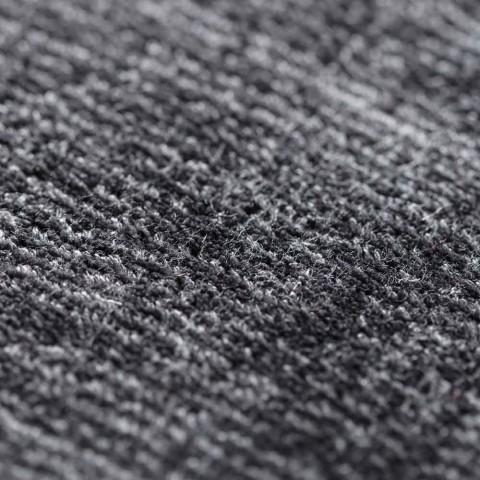 Anpassbarer vielseitiger Teppich aus Viskose und Baumwolle - Mutter