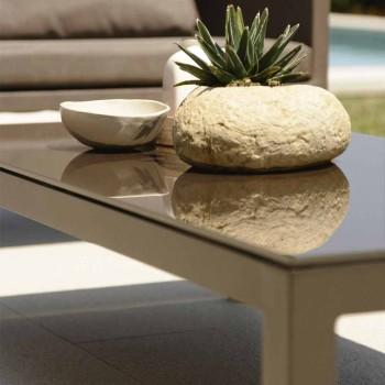 Tabelle modernes Design Garten Schritt für Talente
